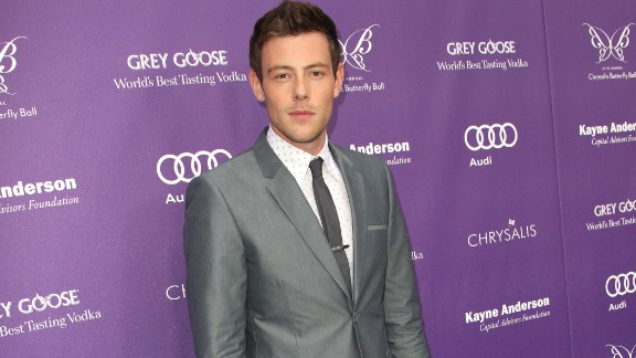 """""""Glee"""" actor and singer Cory Monteith died of an overdose of heroin mixed with alcohol in July 2013. Monteith had a history of drug use and rehabilitation attempts. He was 31 years old."""