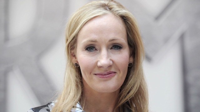 Rowling's secret is out, sales are up