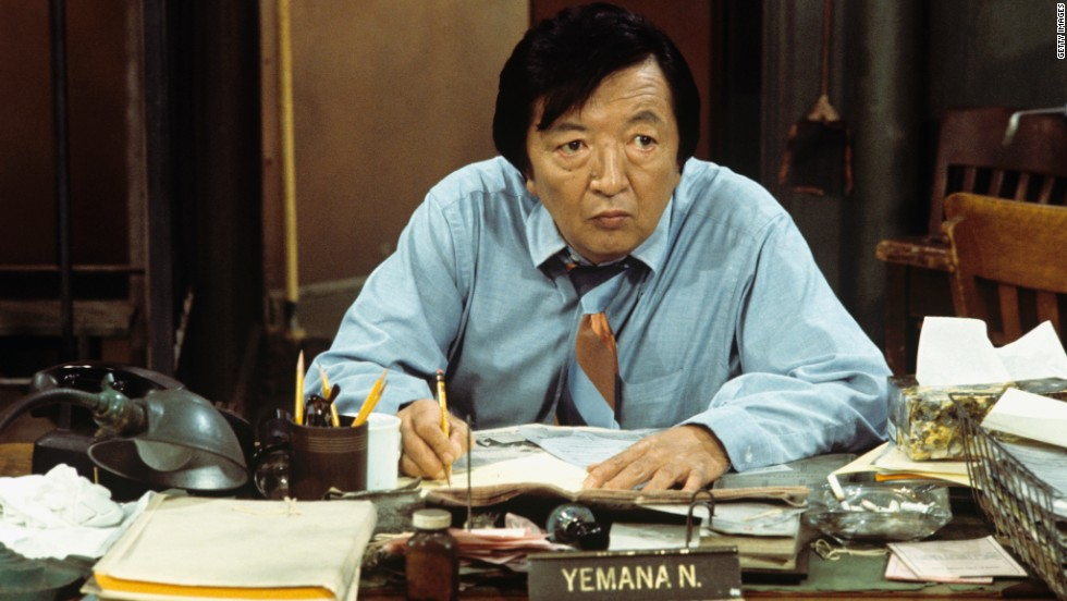 "Jack Soo was one of the original cast members of the hit show  ""Barney Miller."" The series commemorated him in a special episode featuring flashbacks of his character after Soo died of cancer in 1979."