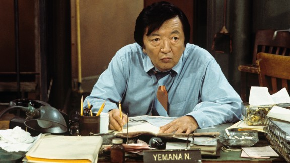 """Jack Soo was one of the original cast members of the hit show  """"Barney Miller."""" The series commemorated him in a special episode featuring flashbacks of his character after Soo died of cancer in 1979."""