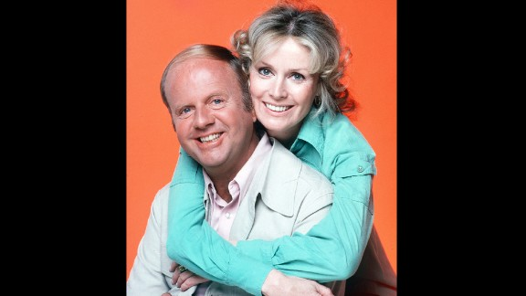 """Diana Hyland only appeared in four episodes as the mother on """"Eight is Enough"""" before her death from cancer in 1977. Dick Van Patten played her TV husband, and his character became a widower who fell in love and remarried when a new actress was cast."""