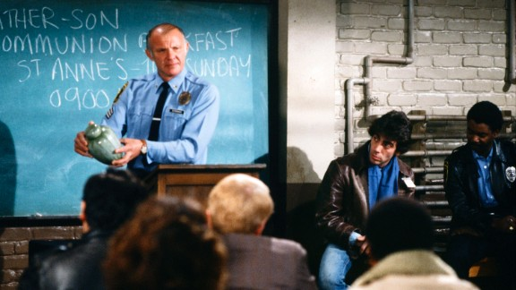 """When actor Michael Conrad died of cancer in 1983, his """"Hill Street Blues"""" character, Sgt. Phil Esterhaus, also died."""