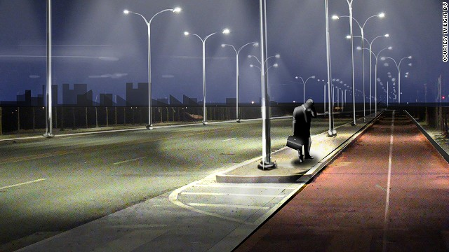 Doctors issue warning about LED streetlights