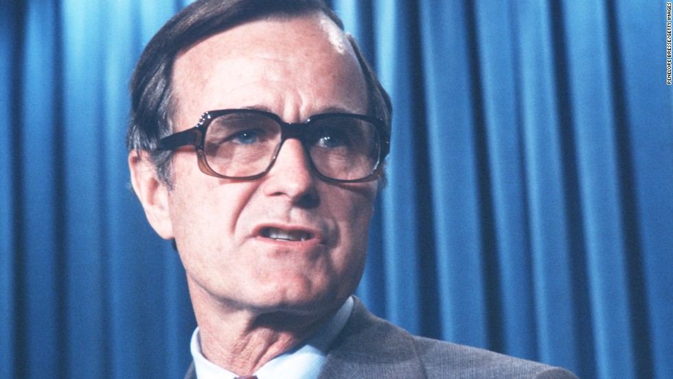 "Vice President George H.W. Bush was en route to Texas at the time of the assassination attempt. Bush immediately headed back to Washington, but the lack of a secure phone line between his plane and the White House contributed a brief sense of confusion within the administration. The result was Secretary of State Alexander Haig's infamous declaration that he was ""in control ... pending the return of the vice president."""