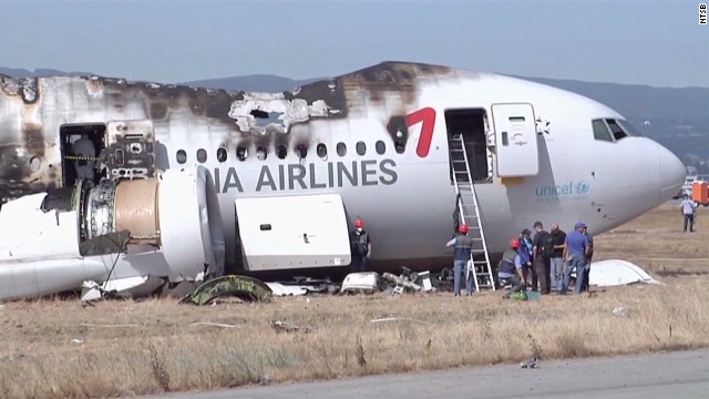 Asiana crash survivors could sue Boeing