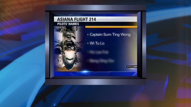 Koreans upset with Asiana name prank