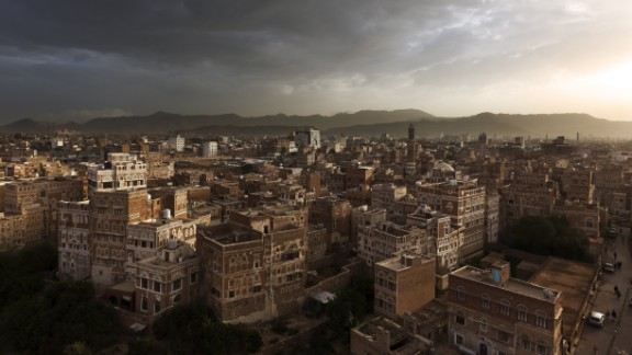 """The threat to Yemen and possibly its capital, Sanaa, """"appears much worse than it has in a long time,"""" says a Yemeni official."""