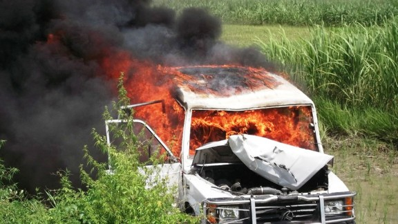 The deaths triggered violent protests in Chhapra, the headquarters of Saran district.