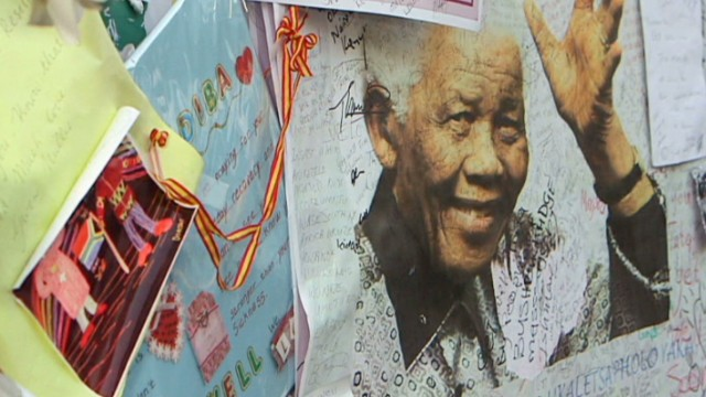 Mandela's birthday inspires volunteers