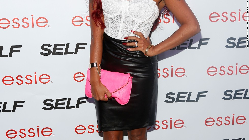 Snooki shows off a slim figure at Self magazine's Self Rocks the Summer on July 16 in New York.
