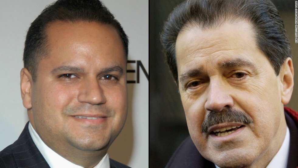 Democratic New York state Sen. Jose M. Serrano is the son of U.S. Rep. Jose E. Serrano.