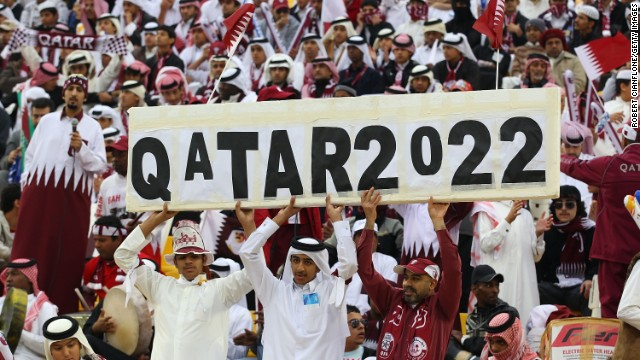 Qatar heat likely a problem for World Cup