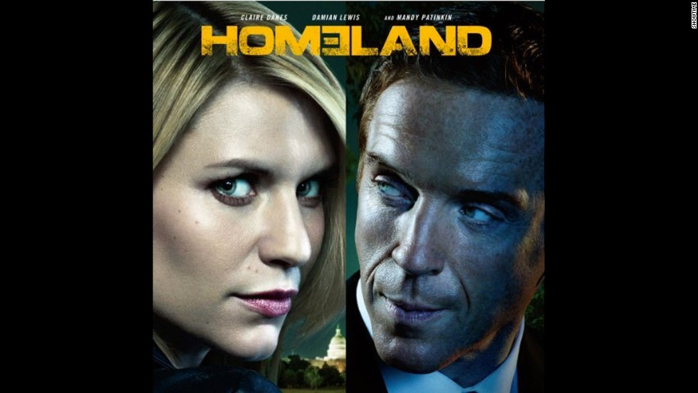 "Outstanding drama series: ""Homeland"""