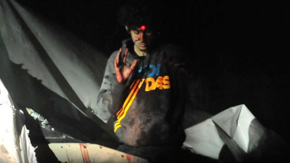 """""""This guy is evil,"""" Murphy said. """"This is the real Boston bomber. Not someone fluffed and buffed for the cover of Rolling Stone magazine."""" Tsarnaev has pleaded not guilty to 30 federal charges related to the marathon bombings."""