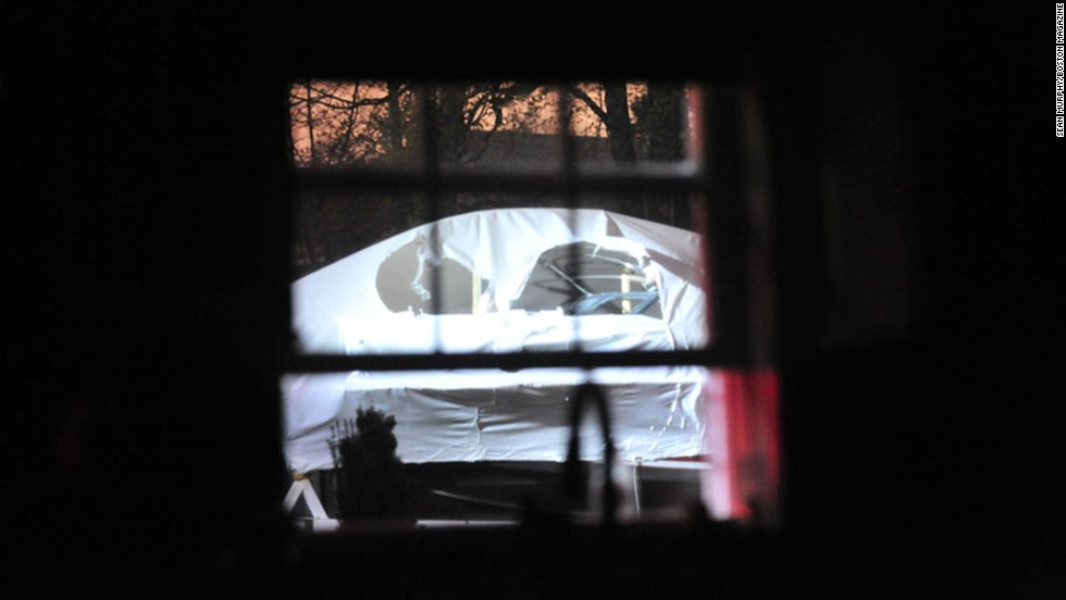 Tsarnaev was found in a motorboat dry-docked in the backyard of a Watertown home on April 19, 2013.