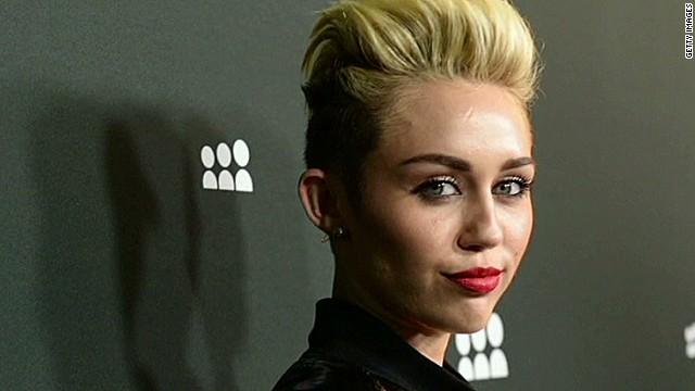 Miley Cyrus Life Changing Haircut Cnn Video