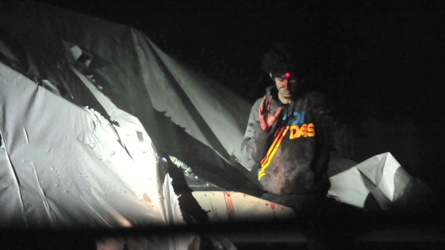 Officer releases pics of 'real' Tsarnaev