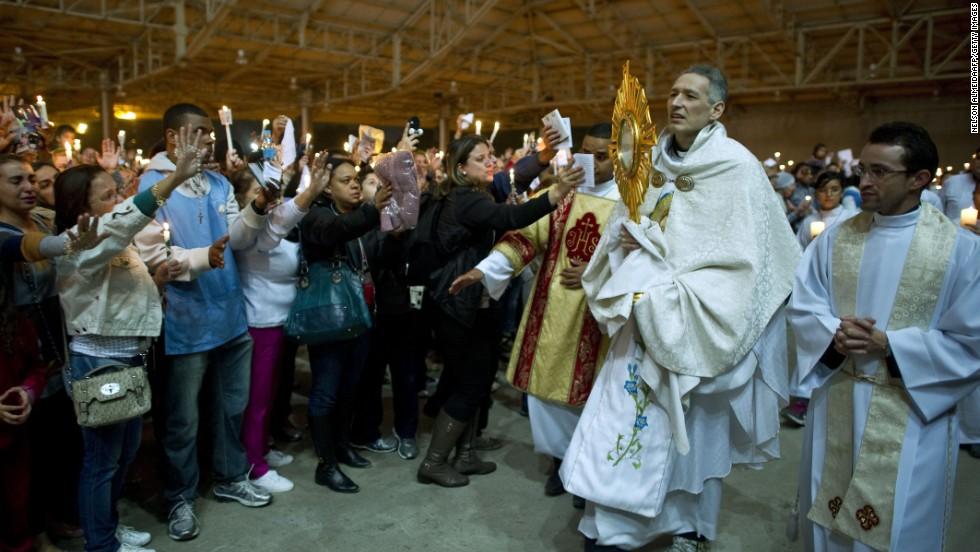 Charismatic catholic