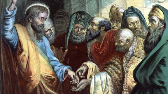 Jewish leaders tried to take advantage of Jesus