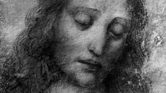 """Jesus was also called the """"Man of Sorrows,"""" an emotion captured here by Leonardo da Vinci."""