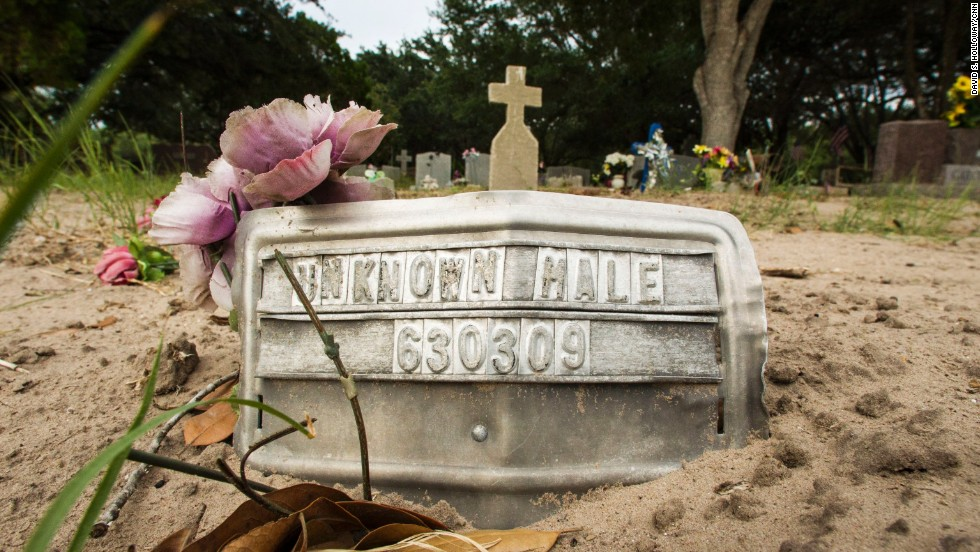 As lawmakers in Washington debate how to reform America's immigration policy,  the impact of any changes will be felt by those living along the U.S.-Mexico border. Here in Falfurrias, Texas -- more than 70 miles north of the border -- lie the graves of dozens of migrants who died trying to illegally cross the border. Baylor University's forensics students have exhumed 63 bodies in an effort to identify them.