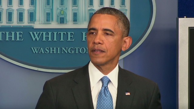 Pres. Obama on Zimmerman verdict