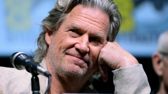 """The secret to Jeff Bridges' sex appeal? Keeping it real. As he said in 2010, """"Being a sex symbol is all about honesty. That's not how I see myself at all, but I think the attractive men are the ones who show you who they are."""" Bridges is 68."""
