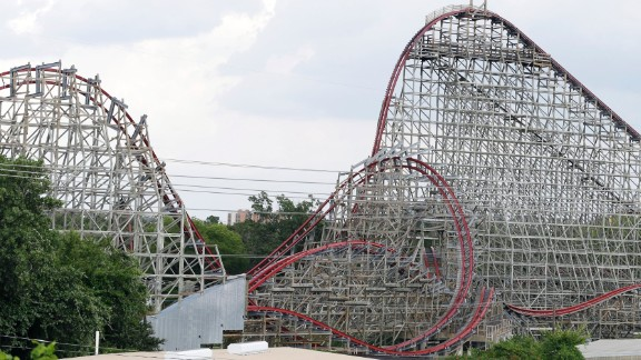 The Texas Giant has been closed since July 19, when Rosa Esparza, 52, fell out of a car and plummeted to her death.