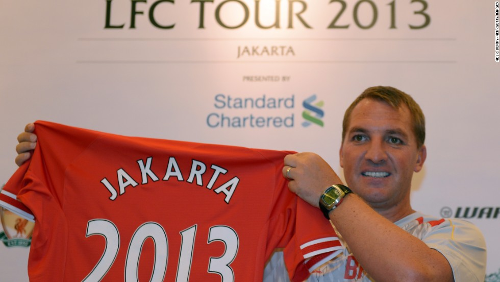 "Liverpool's pre-season tour takes in Indonesia, Australia and Thailand. ""Liverpool are hugely popular in the markets where we do business, and we are excited about the opportunity to continue to work with this fantastic club and their passionate fans,"" said Standard Chartered's chief executive Peter Sands after the bank extended its sponsorship deal with the Merseyside club."