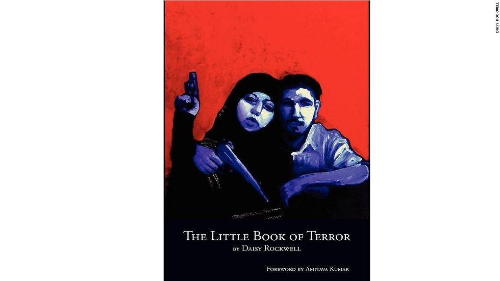 """The Little Book of Terror"" by Daisy Rockwell"
