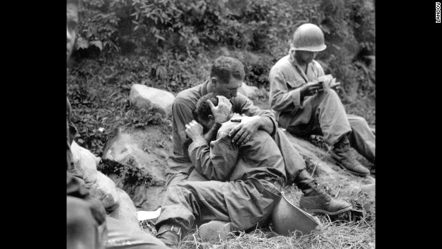 a look at the involvement of the us in the korean war The korean war was a short but bloody war with more than five million casualties find out what caused this deadly and destructive war, how the.