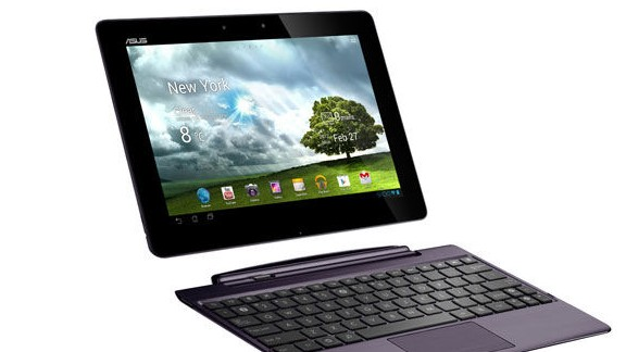 They don't have broad name recognition, but Asus has quietly become the third-leading tablet seller (at least in the first few months of 2013). Asus has impressed critics with its Transformer tabs, which have filled the hybrid tablet/laptop slot more successfully than Microsoft's Surface. Its top-of-the-line Transformer Pad Infinity begins around $400.