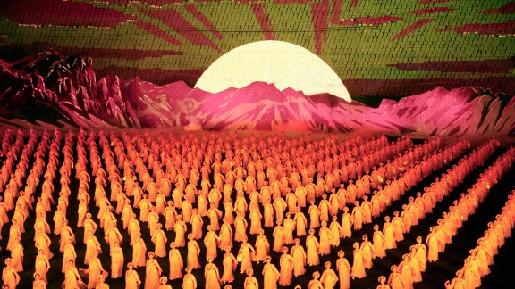North Korea's 2013 Mass Games.