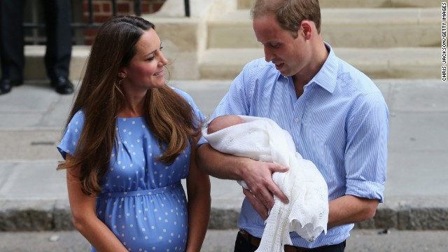 Will and Kate: Modern royal parents?