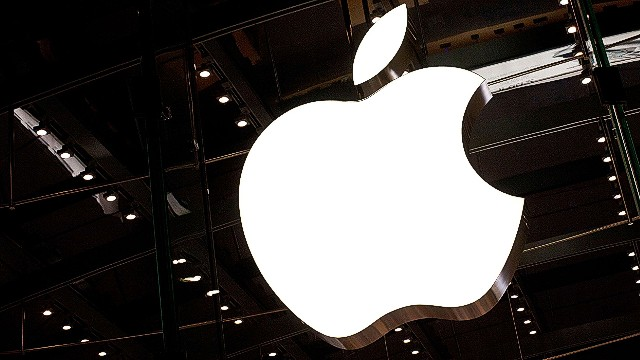 Apple profits fall but beat expectations