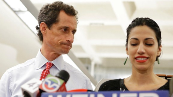 "Weiner said he would not be giving up his mayoral bid.  ""I'm sure many of my opponents would like me to drop out of the race."""