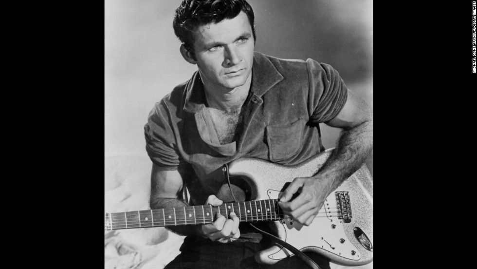 "Dick Dale, the ""King of the Surf Guitar,"" was actually born in Boston. He and his family moved to California when he was a teenager, though he incorporated his Lebanese heritage -- including music he heard at Boston-area festivals -- into his fast-paced style, heard on such cuts as ""Let's Go Trippin'"" and ""Misirlou."""