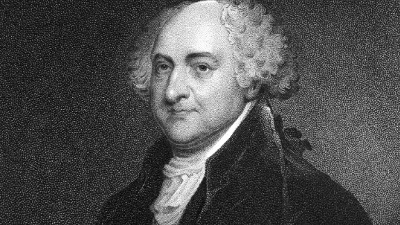 A study by Duke psychiatrists found John Adams would have been diagnosed with a bipolar disorder.