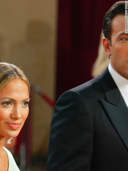 Ben Affleck and Jennifer Lopez: A timeline