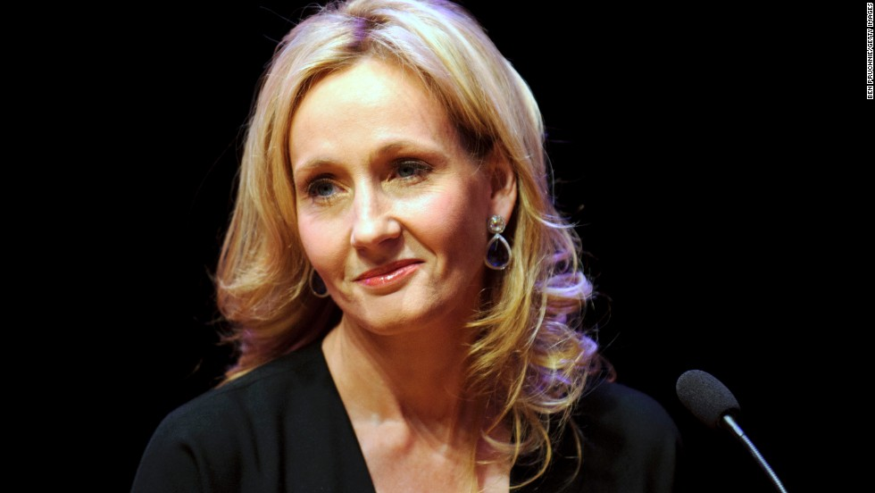 """Robert Galbraith"" -- Think of it as an invisibility cloak. ""Harry Potter"" creator J.K. Rowling wrote a new novel, ""The Cuckoo's Calling,"" under the fake name, before recently admitting she was the author -- and seeing sales skyrocket."