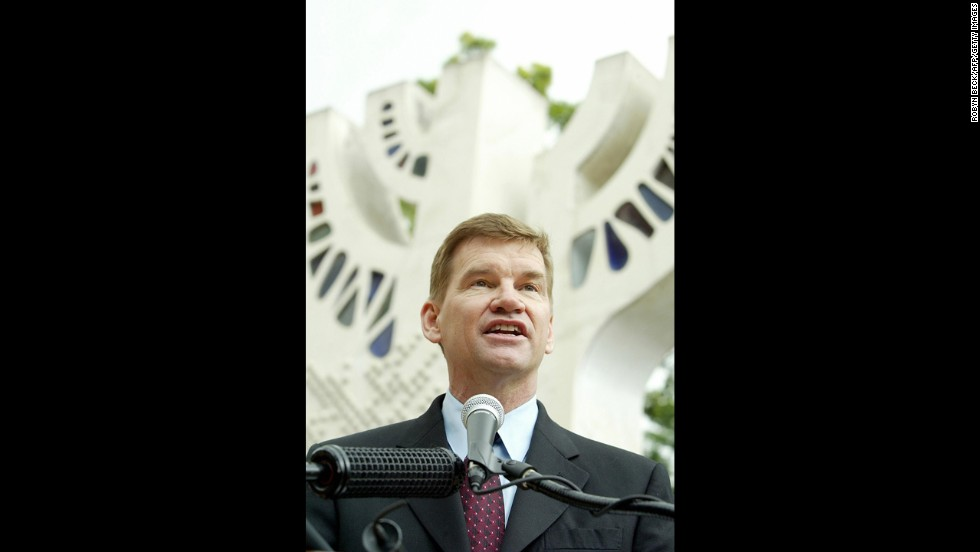 """Art"" -- The Rev. Ted Haggard, then president of the National Association of Evangelicals, resigned in 2006 and admitted getting a massage and drugs from a male escort. His middle name is Arthur, and he used the name ""Art,"" according to the escort."
