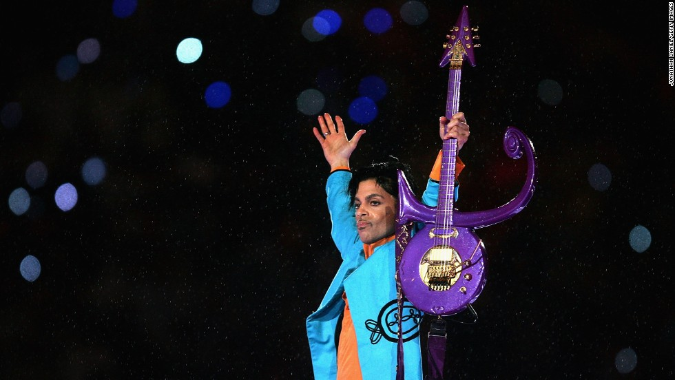 In 1993, to break off from his Warner Bros. label, Prince officially changed his name to an unpronounceable symbol. Eventually, after his contract expired, he changed it back -- and in 2004 was No.1 on Rolling Stone's list of top moneymakers.