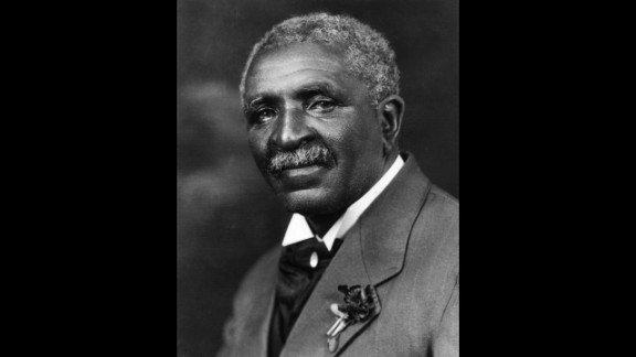 George Washington Carver: Believed to have been born into slavery, he researched alternatives to growing cotton by switching out the crop with peanuts. He had more than 100 food recipes that used the nuts.