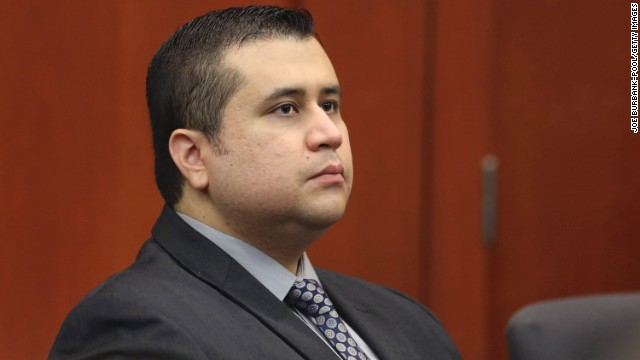 George Zimmerman pulled over in Texas