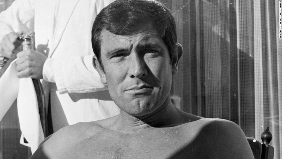 "George Lazenby: Maybe this James Bond portrayer will keep an eye on the royal family, as he did in ""On Her Majesty's Secret Service."" Although, seeing as how he played 007 only once, maybe he's not interested."