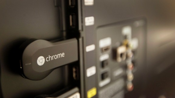 At $35, Google's Chromecast is the least expensive streaming device and maybe the easiest to use.