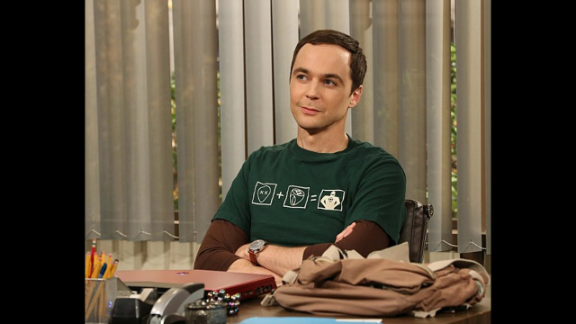Jim Parsons has won four Emmys for his portrayal of physicist Sheldon Cooper, who is as clueless about social interaction as he is knowledgeable about science.