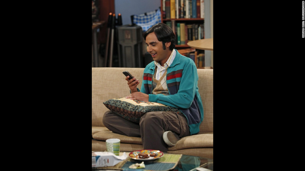 "Kunal Nayyar plays Rajesh Ramayan ""Raj"" Koothrappali, a shy astrophysicist who up until recently could talk to women only after he drank alcohol. He is desperate to find true love and recently, finally found a girlfriend."