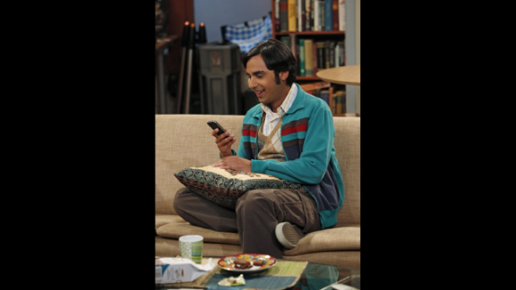 """Kunal Nayyar plays Rajesh Ramayan """"Raj"""" Koothrappali, a shy astrophysicist who up until recently could talk to women only after he drank alcohol. He is desperate to find true love and recently, finally found a girlfriend."""
