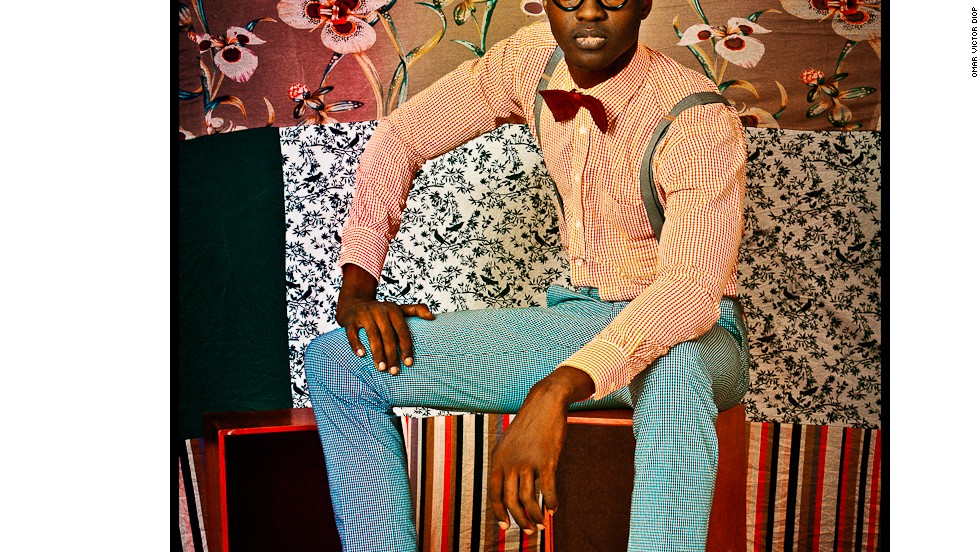 "Diop, 33, has also embarked on a project aimed at documenting ""Africa's contemporary urban scene."""